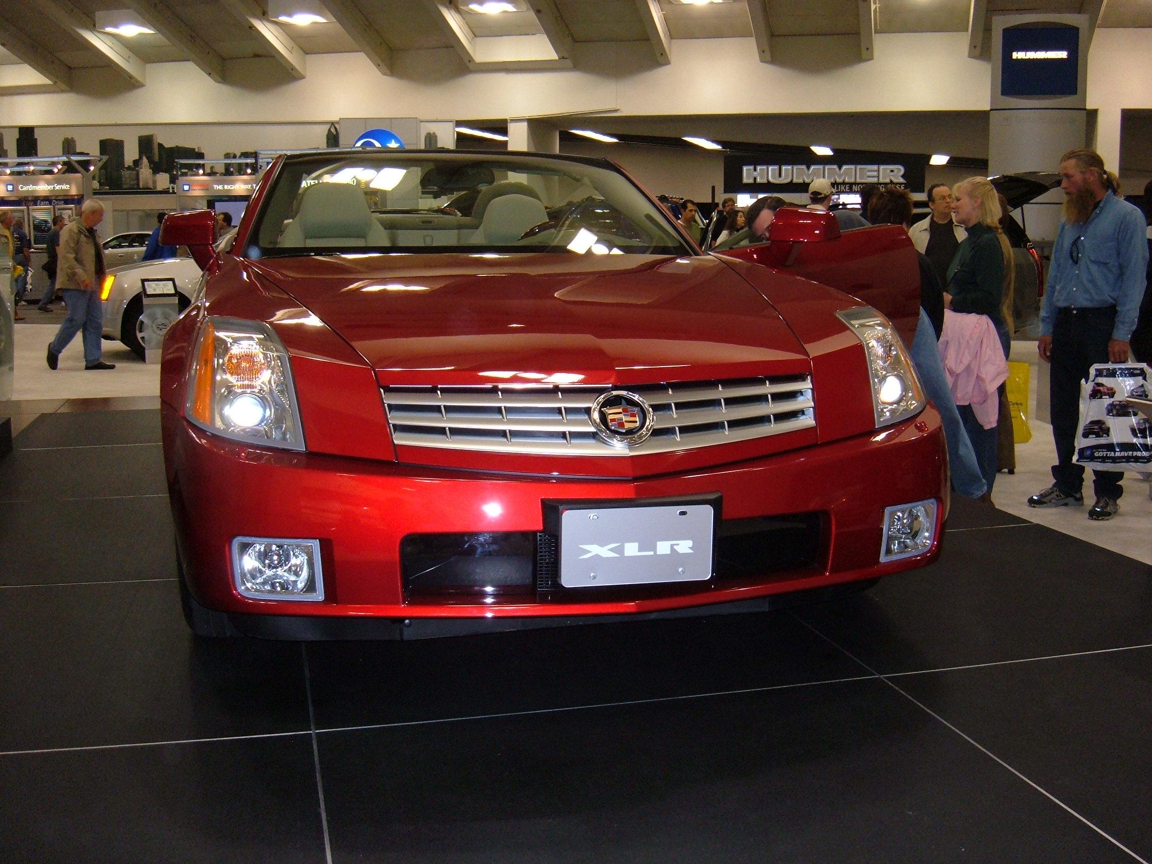 for you xlr cadillac cars matt visiting thank garrrett