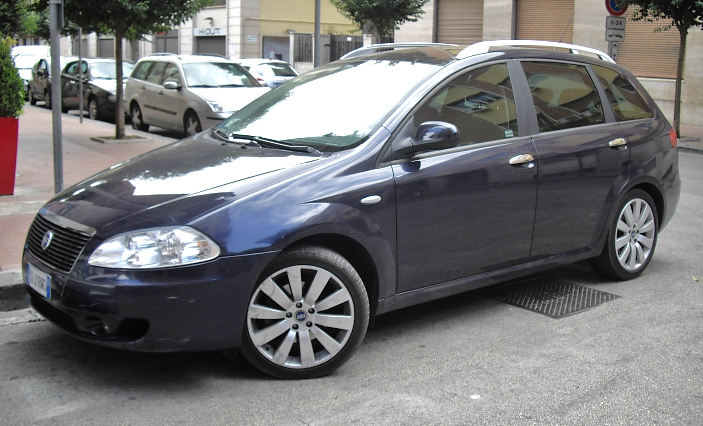 Fiat Croma 1.9 D MULTIJET 120KM/88kW 2006r. - wymiana ...