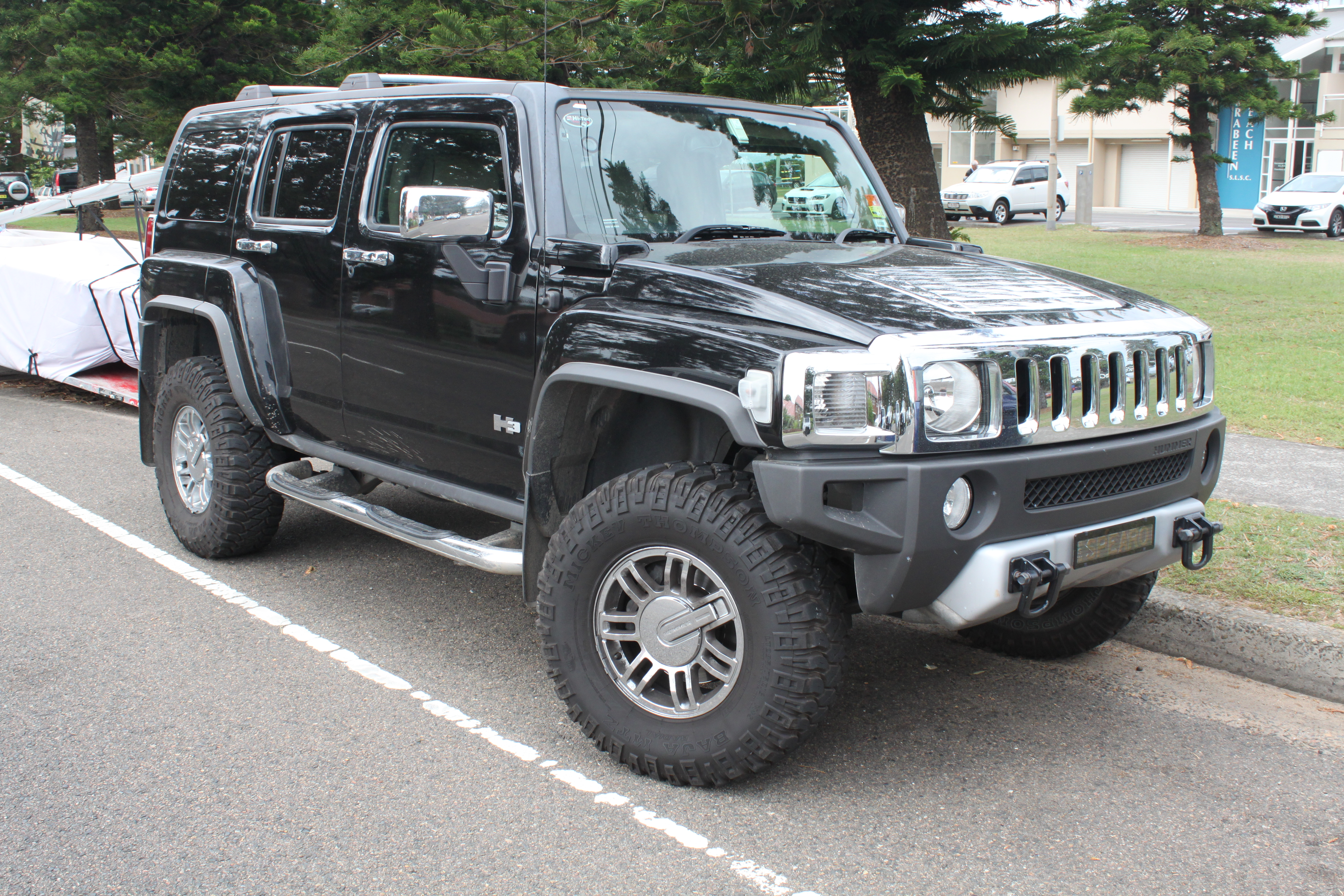 File:113 Hummer H13 wagon (228137607164).jpg - Wikimedia Commons | h3 hummer 2015