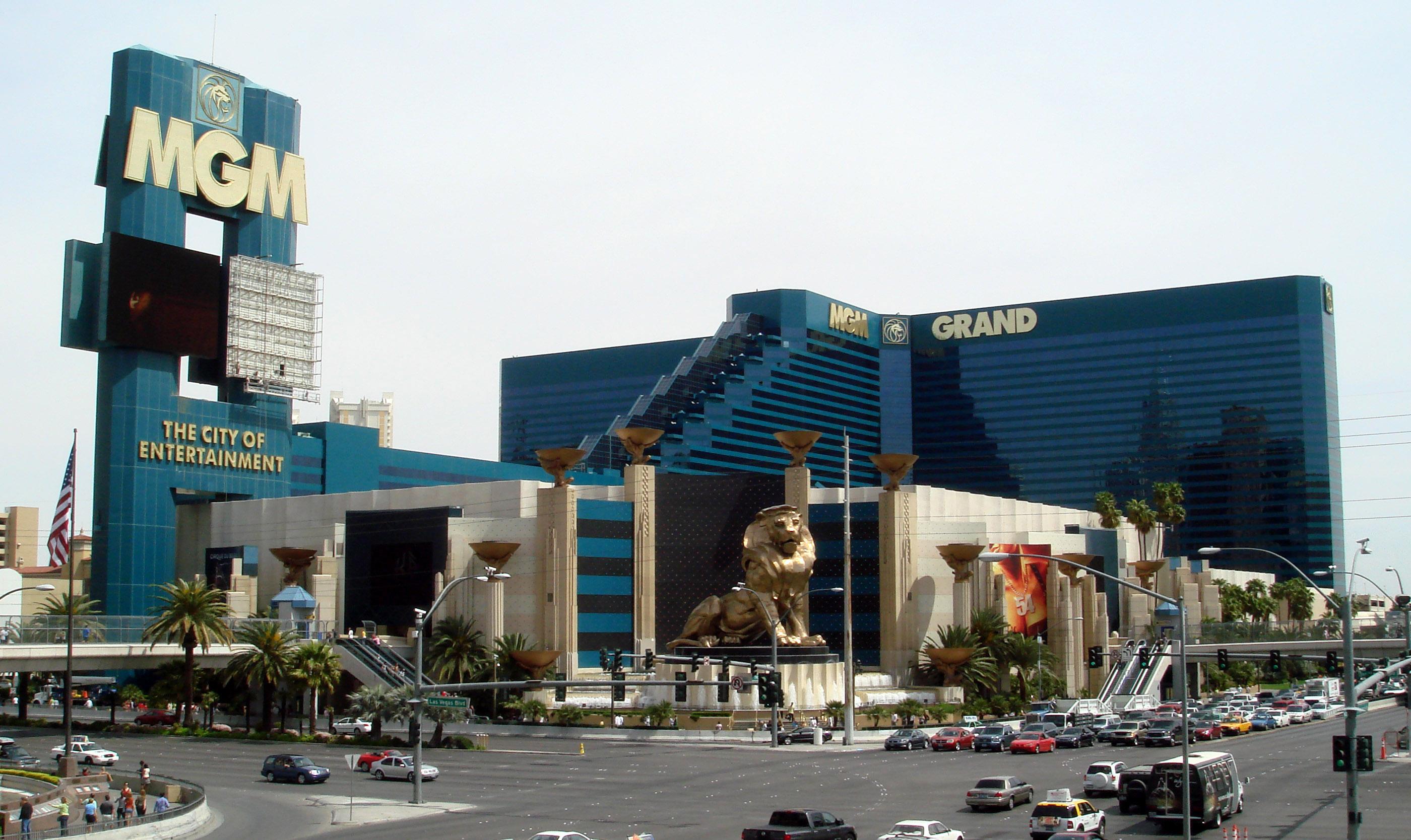 MGM Grand Hotel - Wikiwand