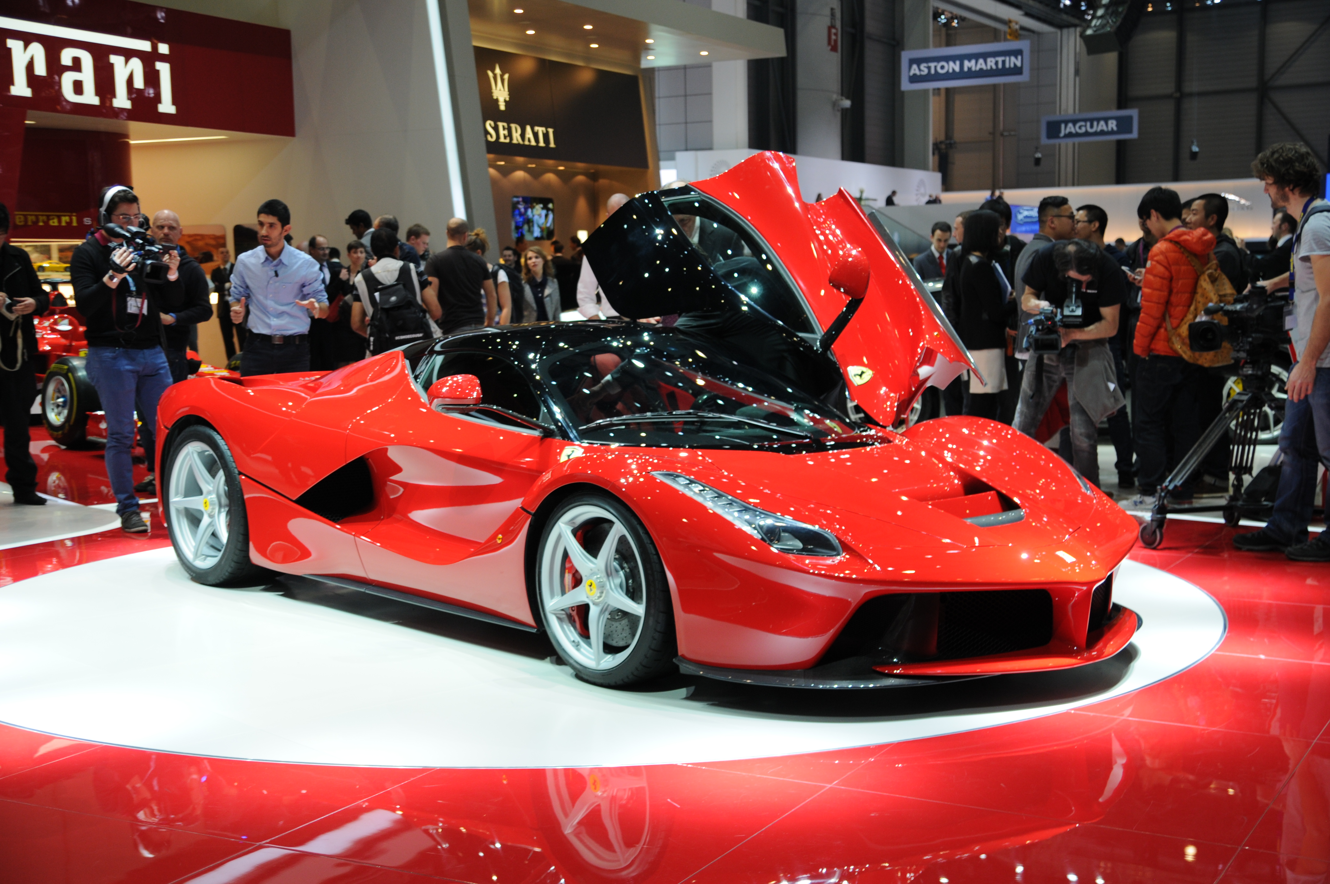 Permalink to Ferrari Laferrari Price