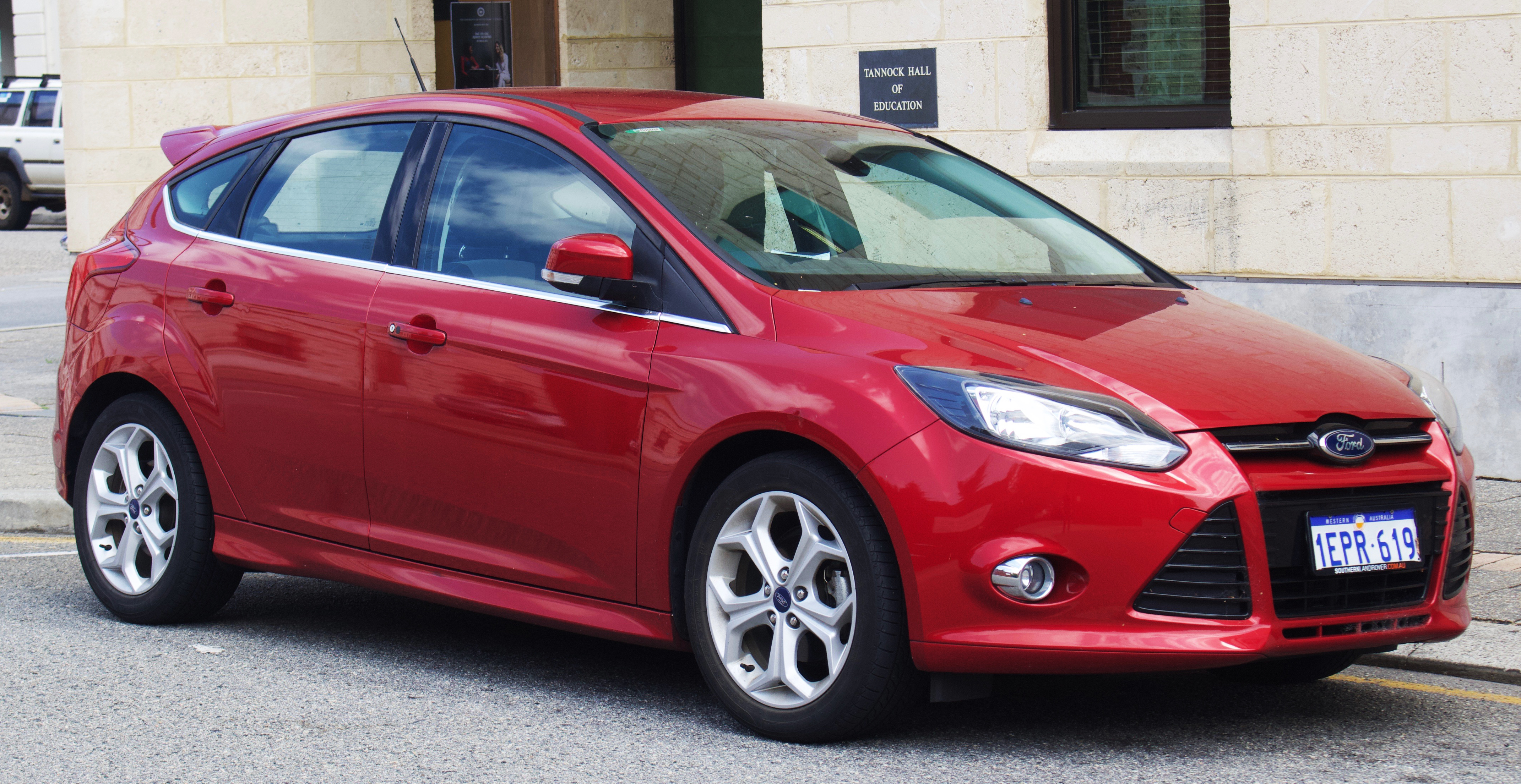 Ford Focus Third Generation Wikipedia