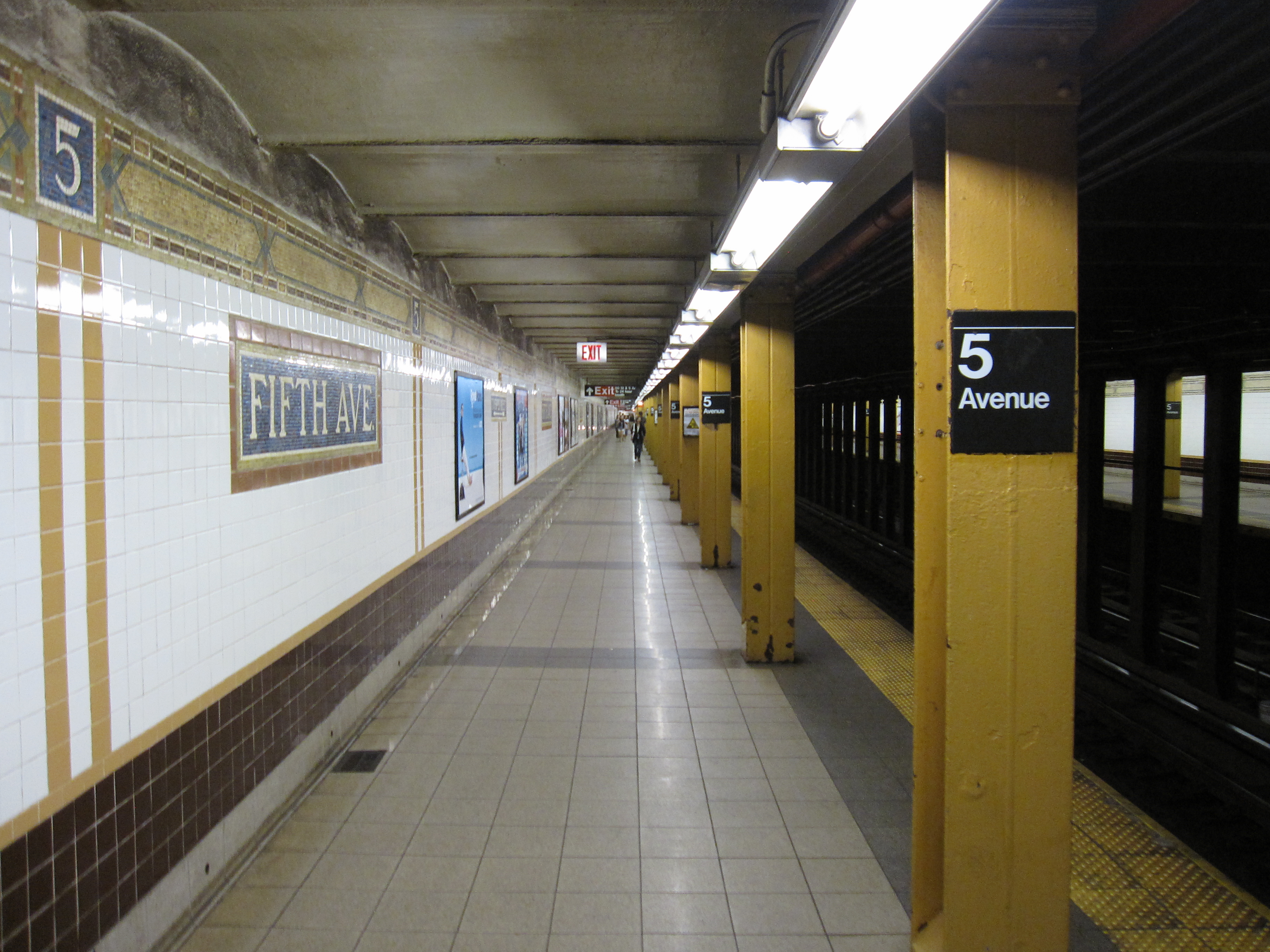 Fifth Avenue 59th Street Station