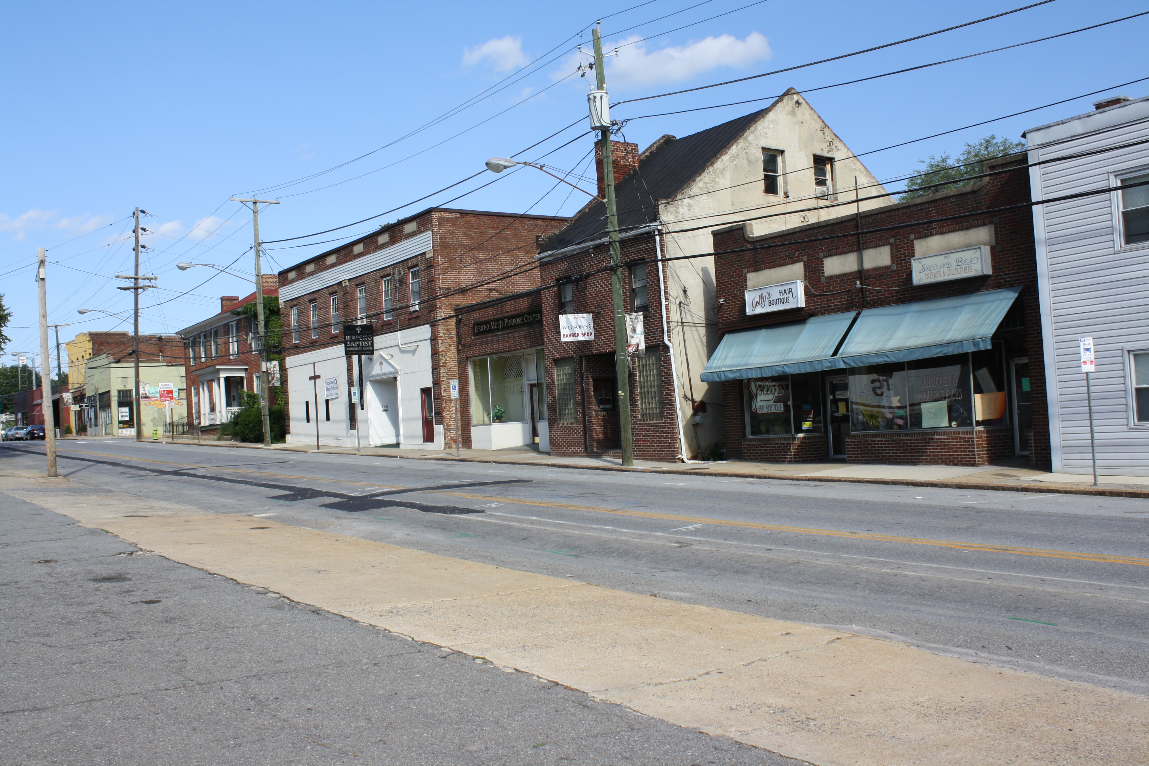 Lynchburg (VA) United States  city images : Street Historic District, Lynchburg, Virginia, United States...