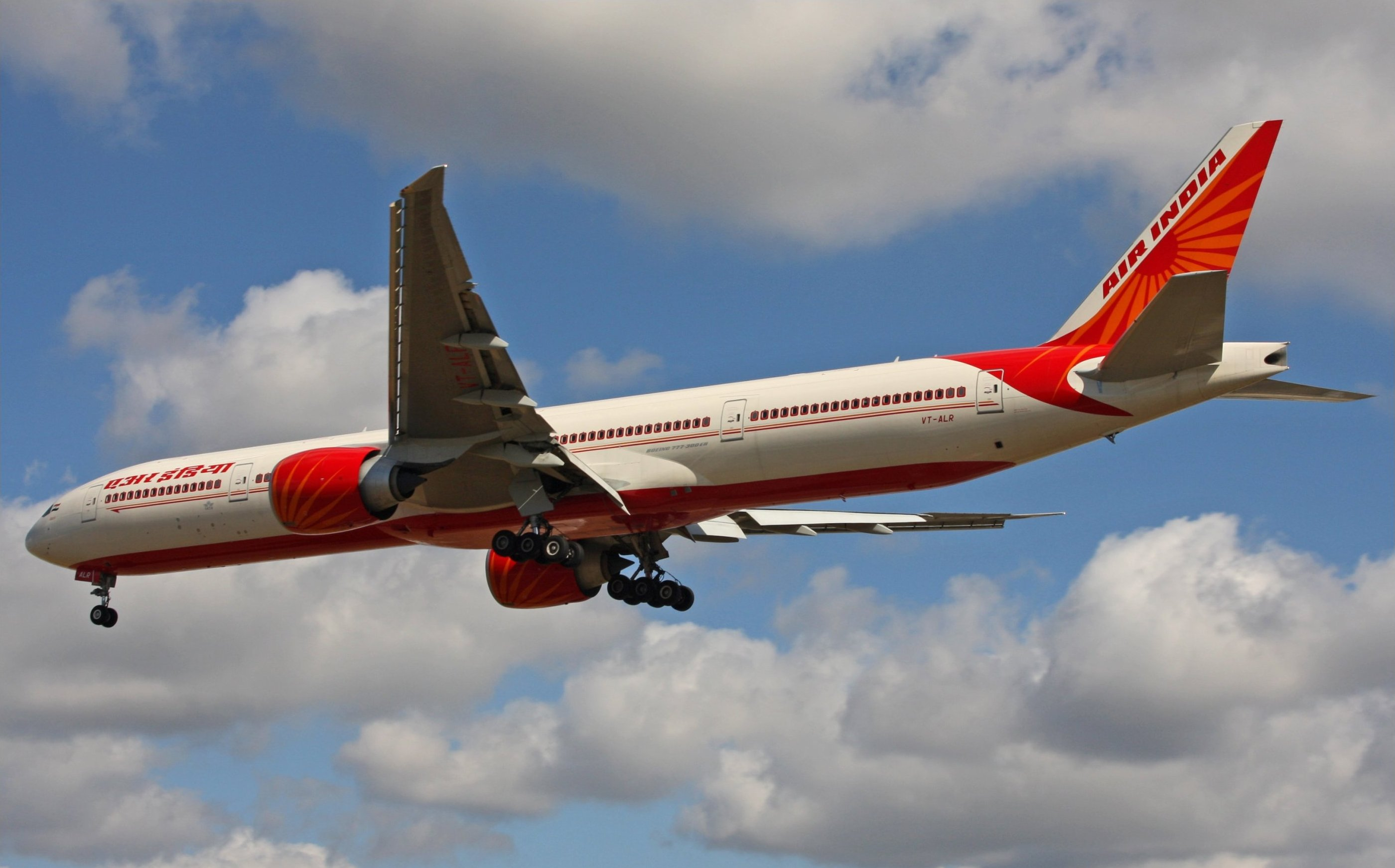 B777 Air India