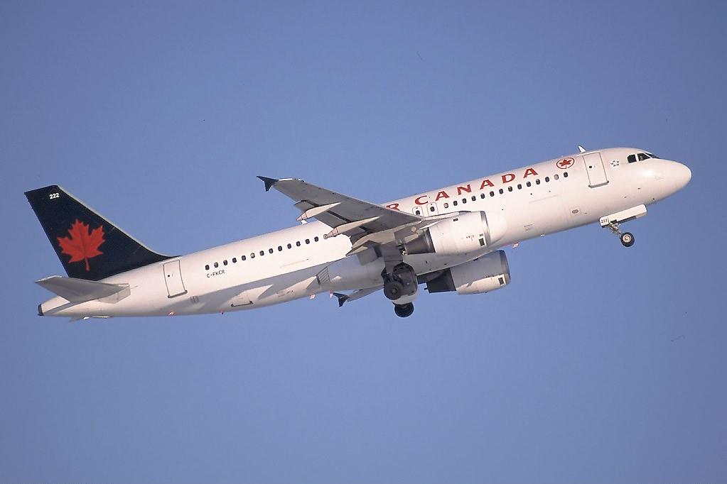 Air Canada Ottawa To Kitchener Flights