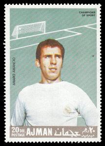 نادي الريال مدريد (الملكي او الميرنغي) Ajman_1968-09-15_stamp_-_Amancio_Amaro