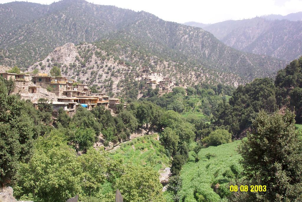 Op Restrepo Map Korengal Valley...