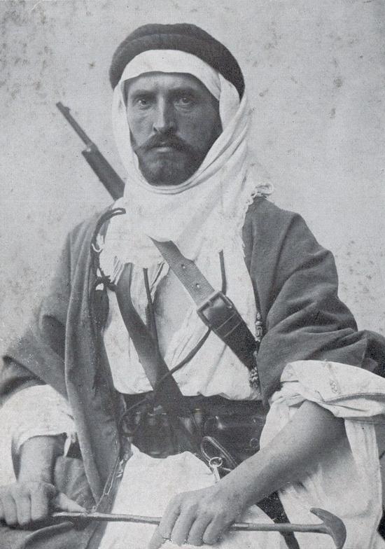 Alois Musil 1901