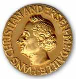 Золота медаль Андерсена