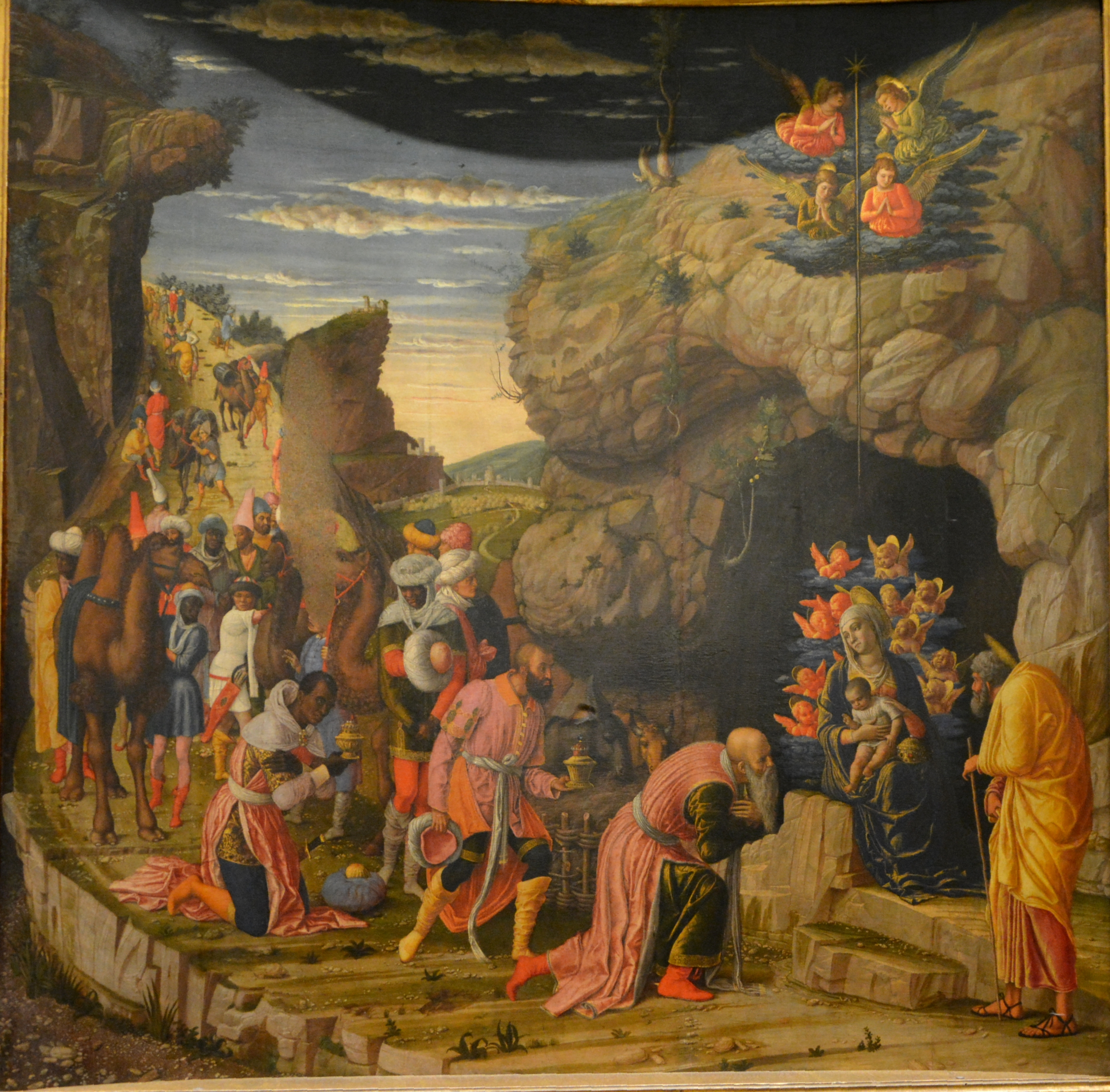 Adoration of the Magi