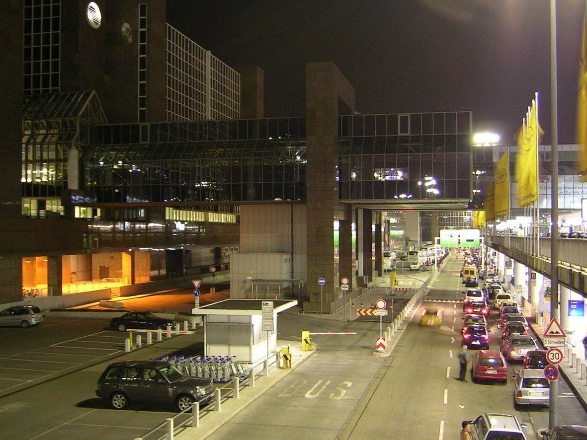 Frankfurt Airport Hotel Day Rate