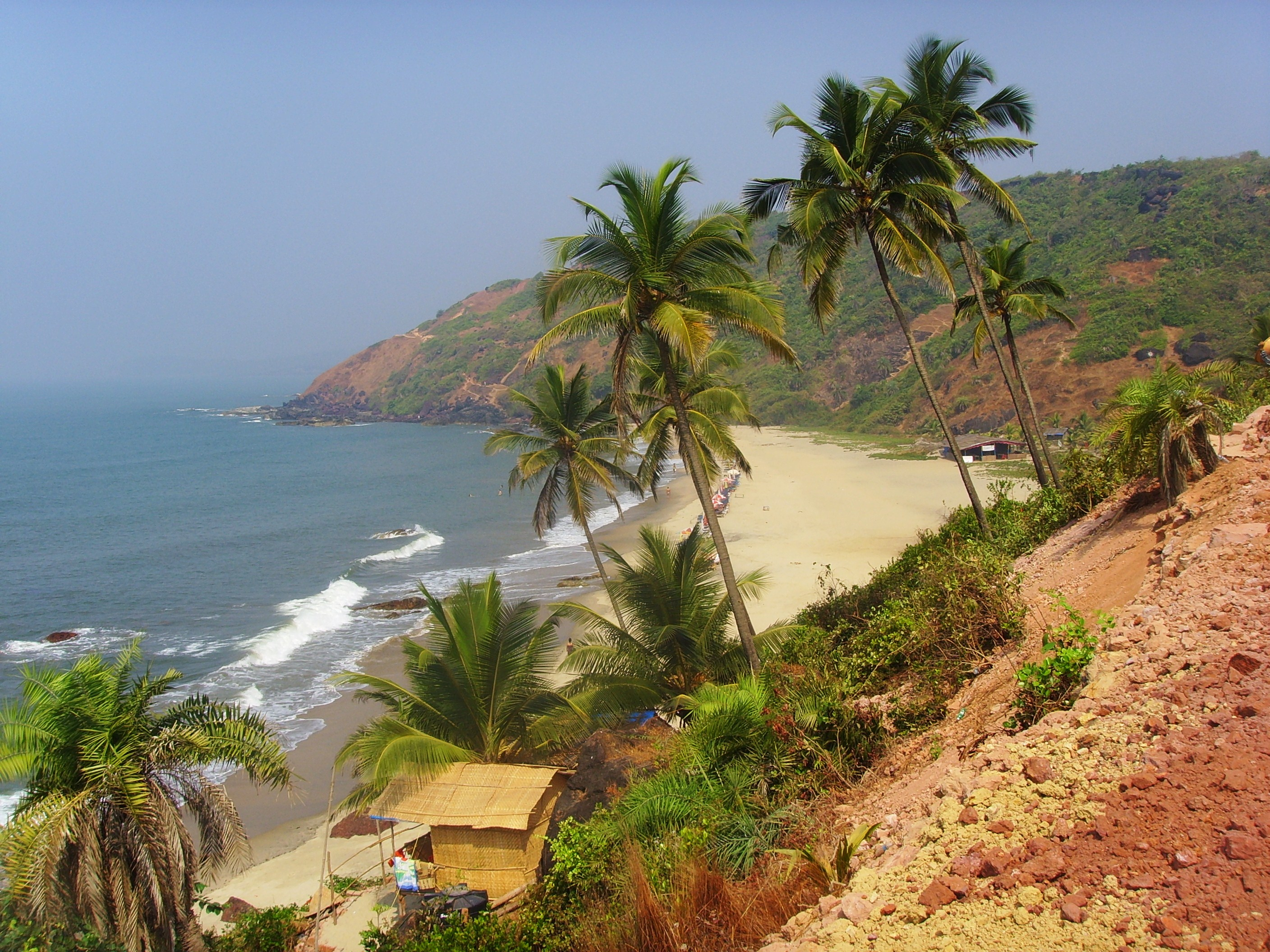 Arambol Beach, Goa: photos of Arambol beach