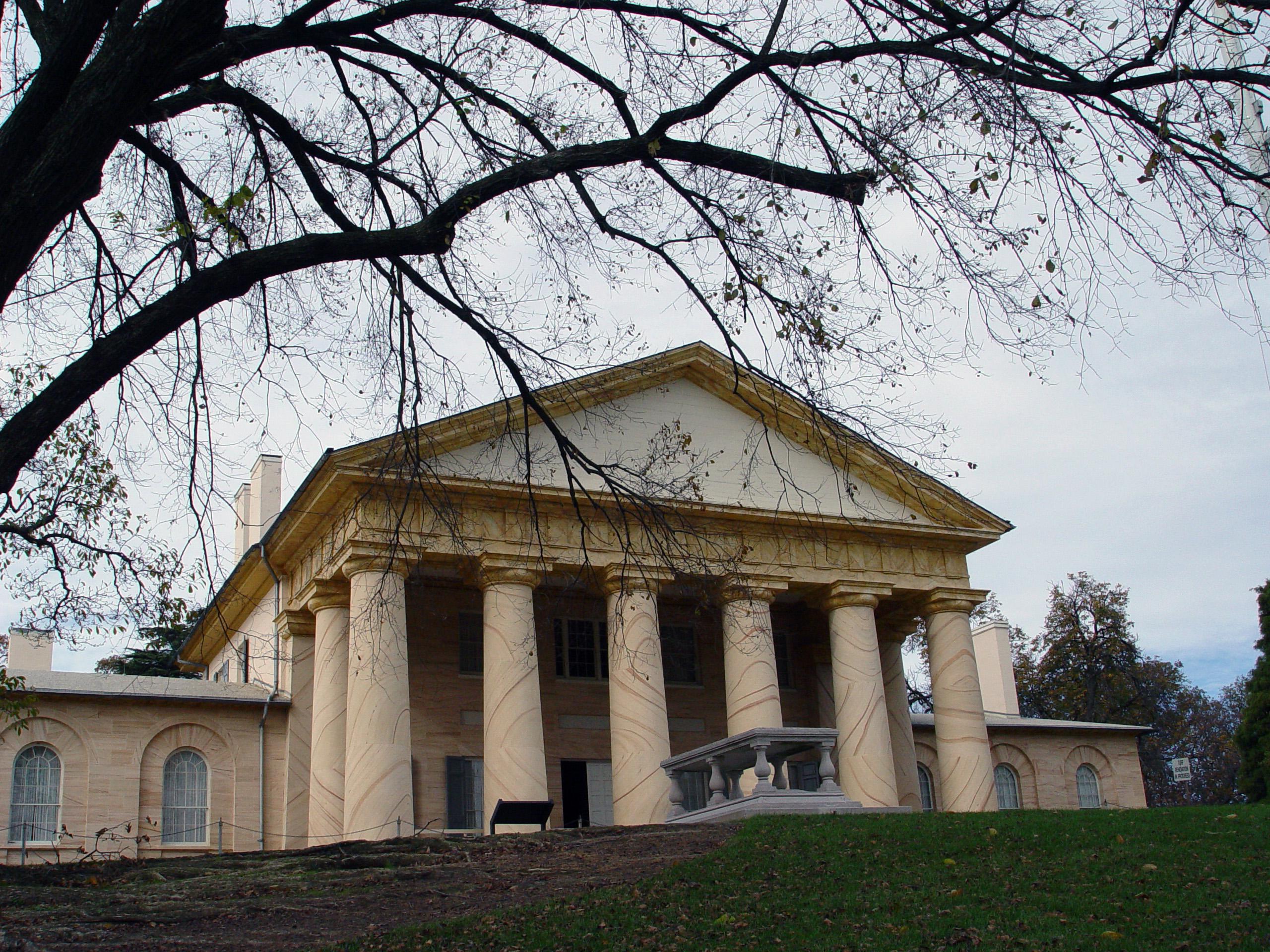 Robert E. Lee Mansion Arlington House