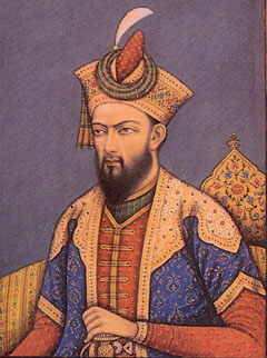 Aurangzeb as the young emperor