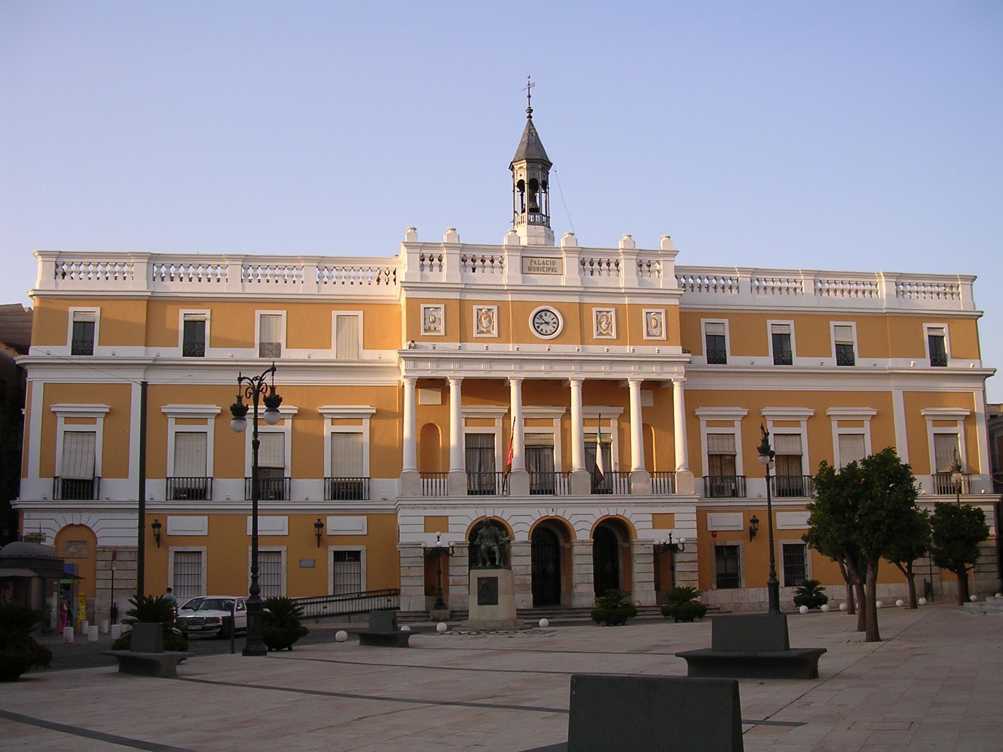 Ayuntamientos de Badajoz