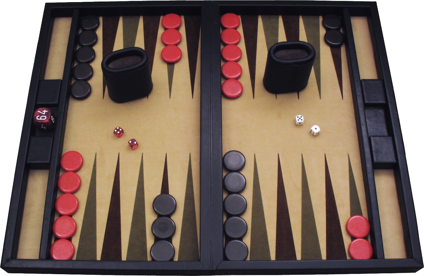 It's just an image of Revered Printable Backgammon Board