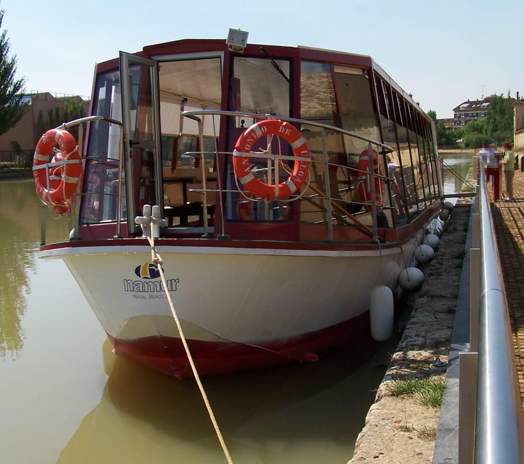 Archivo barco antonio de ulloa canal de castilla for Pisos en medina de rioseco
