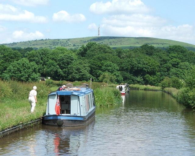 Below Bosley Locks, Macclesfield Canal - geograph.org.uk - 440961