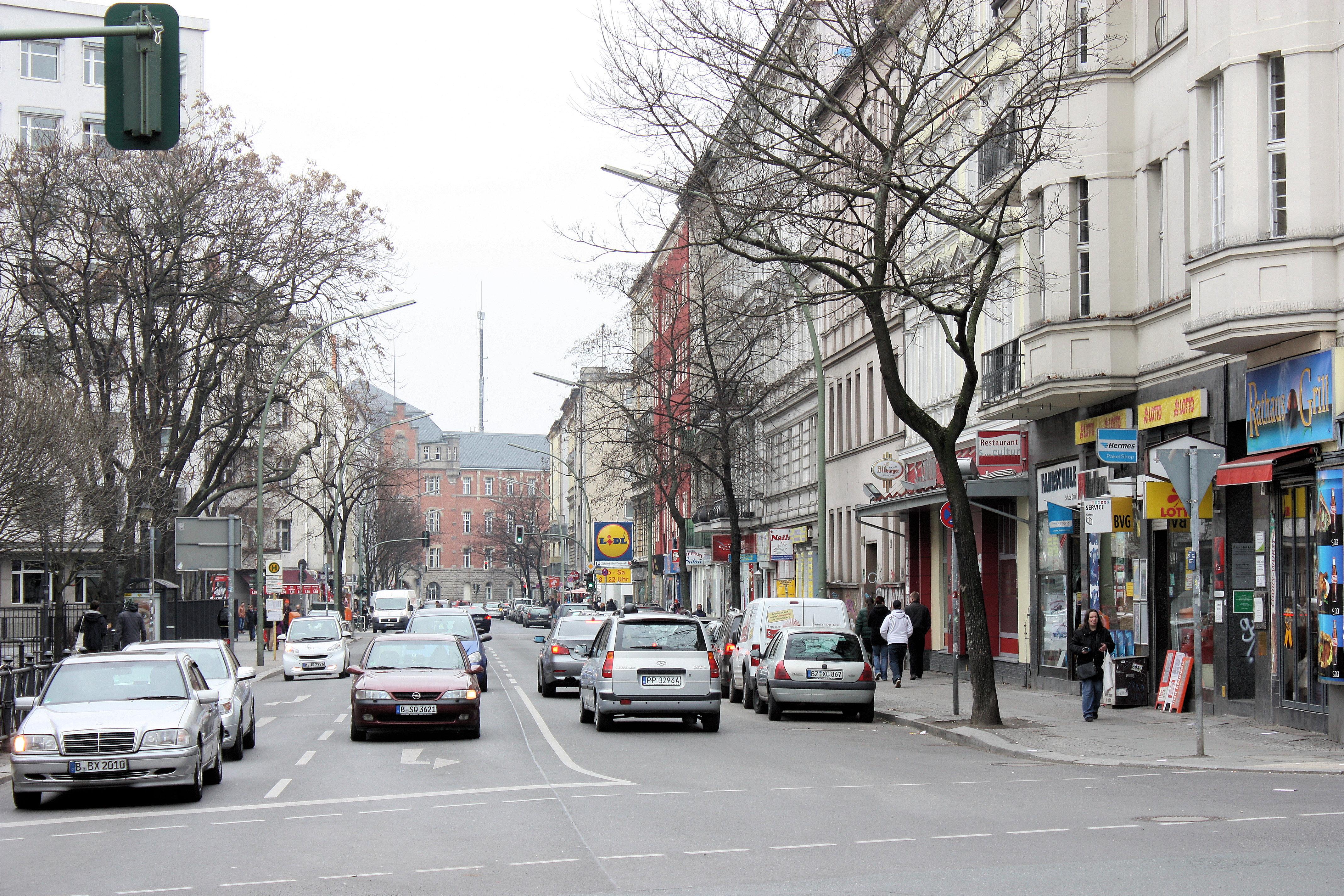 Herthastraße Berlin Neukölln
