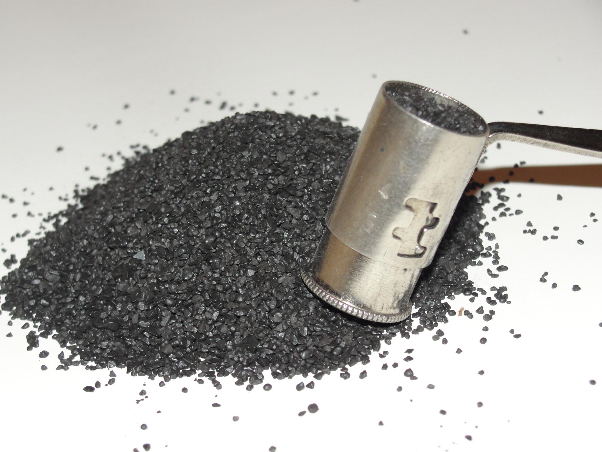 Is Black Powder Found In Nature