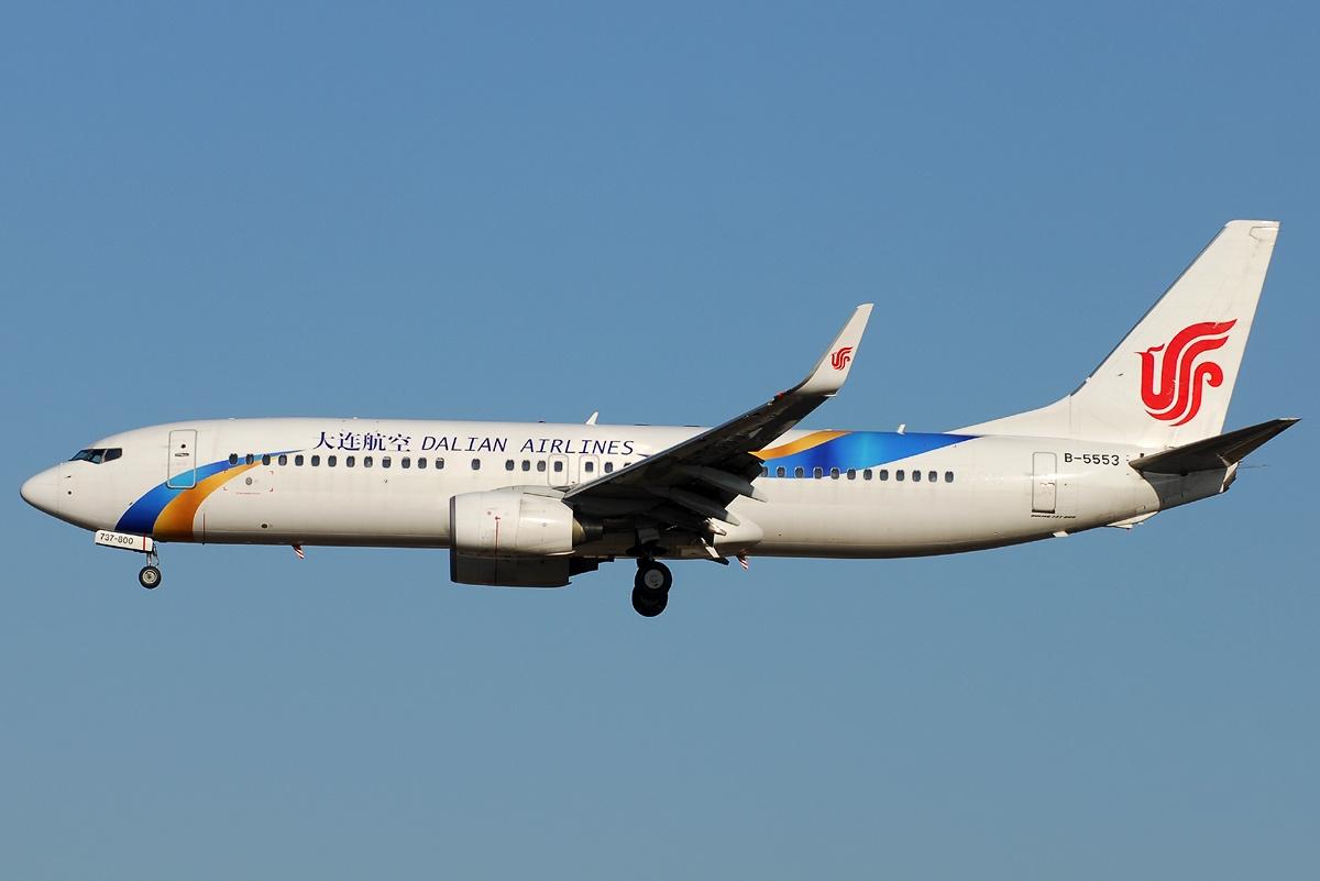 Даляньские авиалинии (Dalian Airlines).