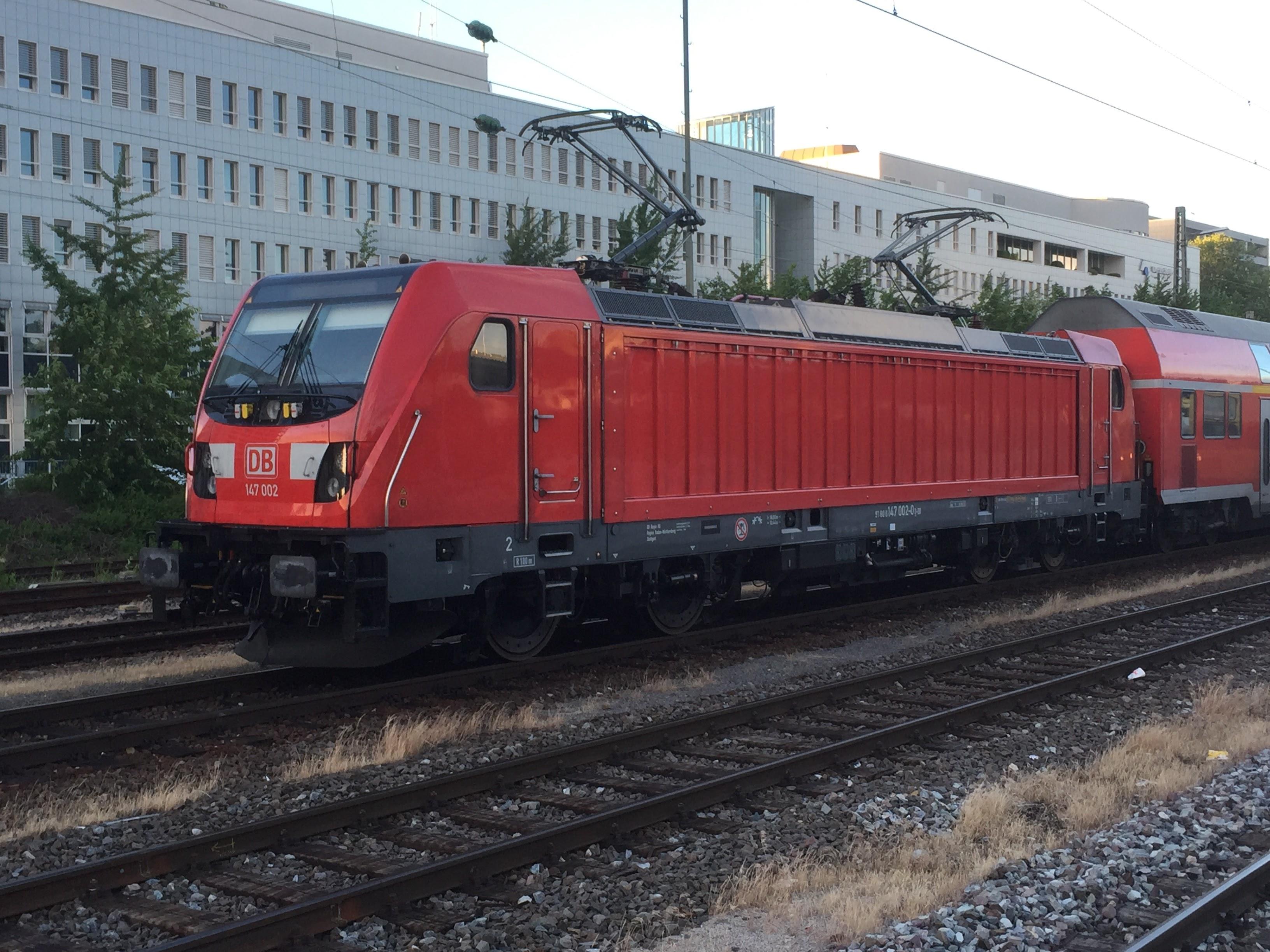Bombardier Traxx – Wikipedia