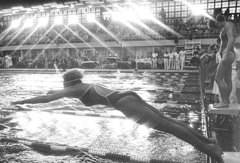 Schwimmerin Ddr