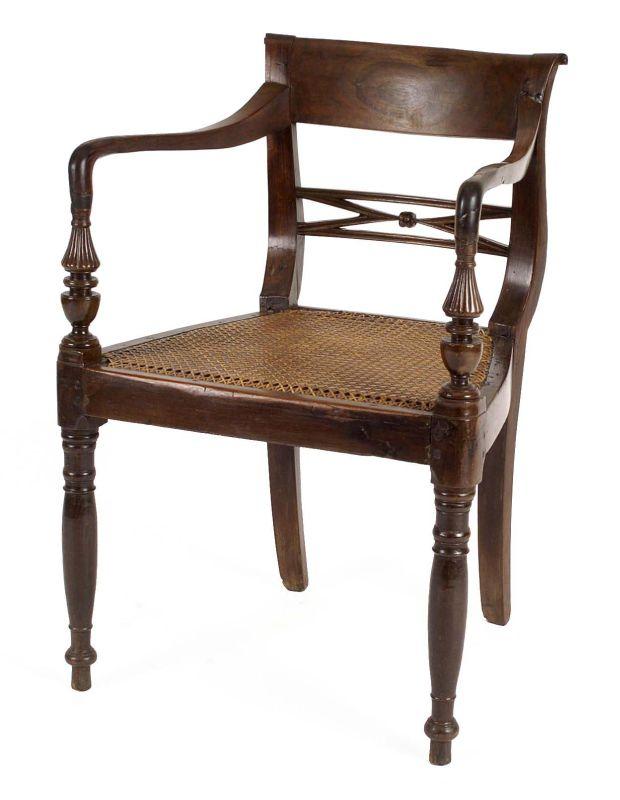 File collectie tropenmuseum jati houten stoel in de raffles stijl tmnr 1524 wikimedia - Smeedijzeren stoel en houten ...