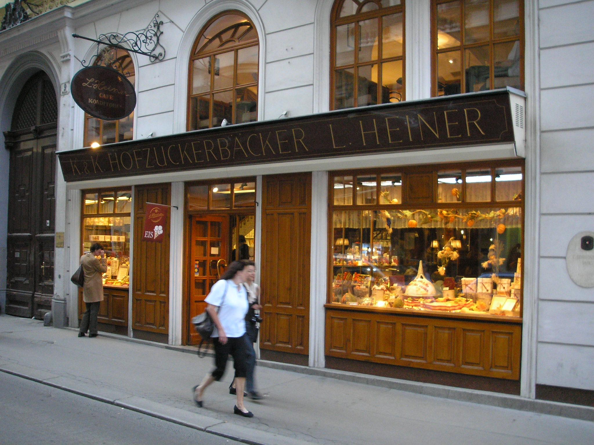 Cafe Konditorei Gerstner In Wien