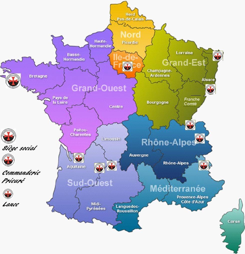 Carte De France 51   My blog