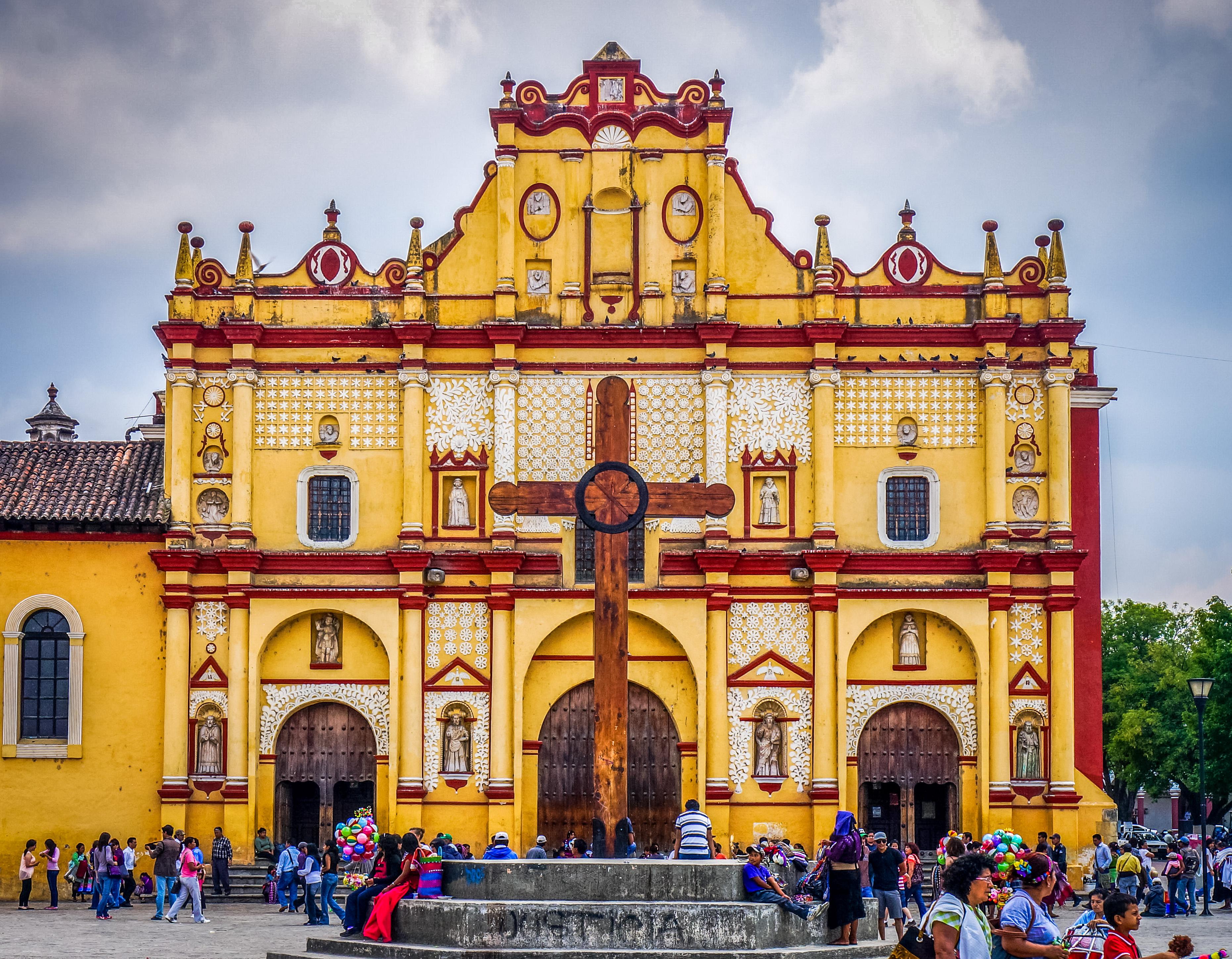 Risultati immagini per SAN CRISTÓBAL DE LAS CASAS
