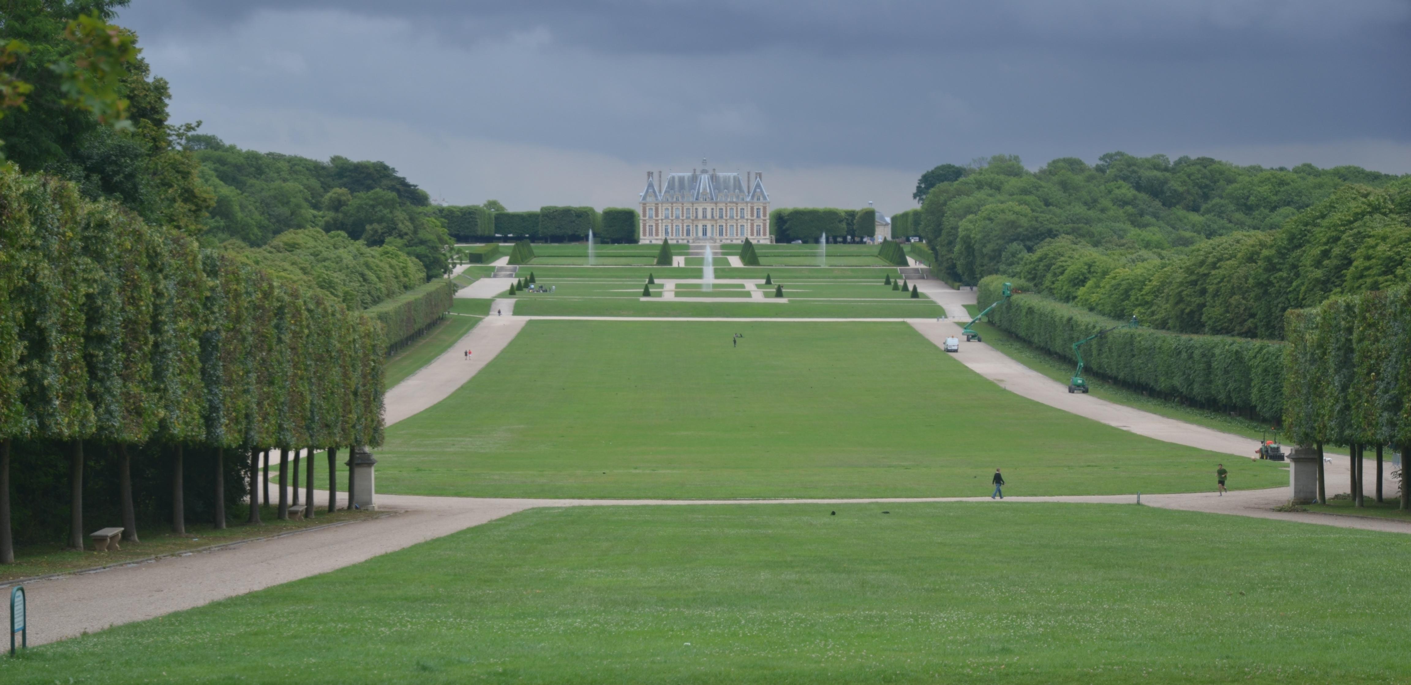 Parc Et Jardins Sceaux Sceaux Hautsdeseine
