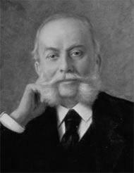 Charles Pfizer, cofondatore dell'azienda.