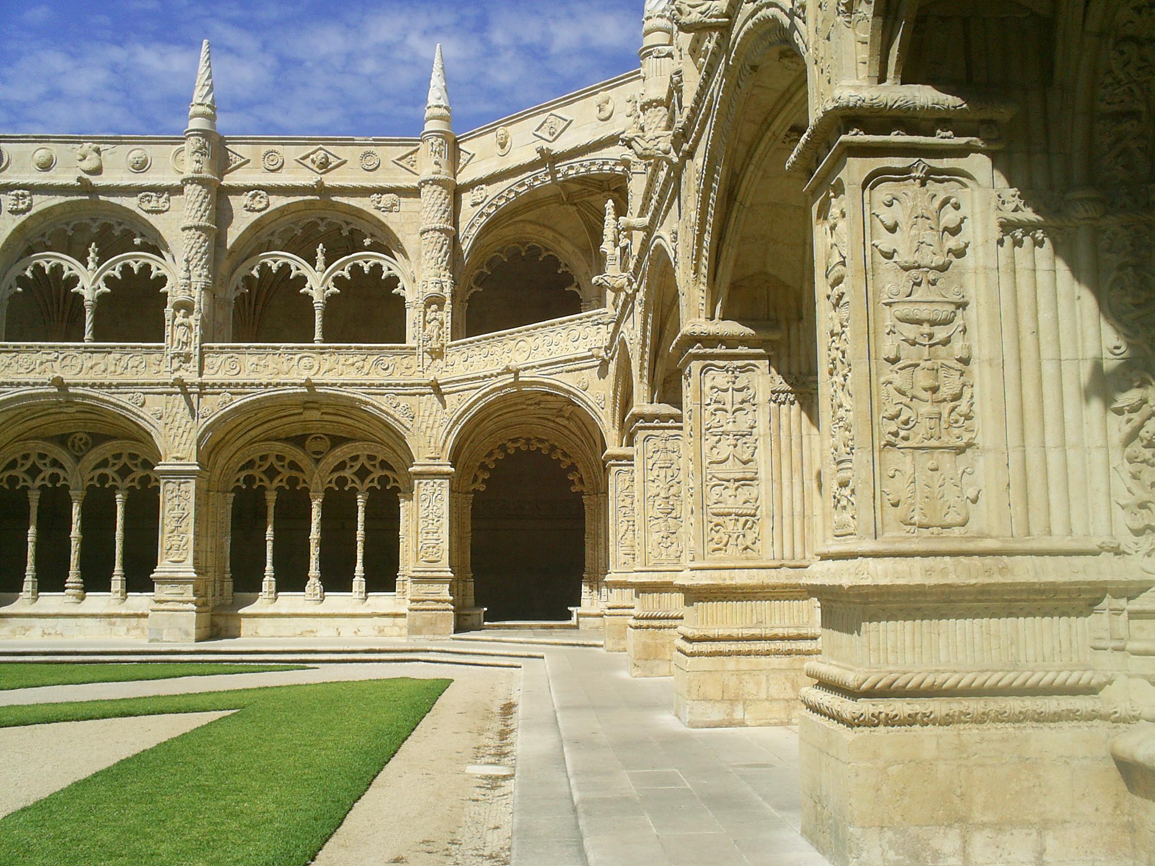 Ao pé da Raia: O Mosteiro dos Jerónimos
