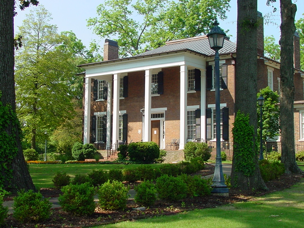 Coby hall wikipedia for Home builders in north alabama