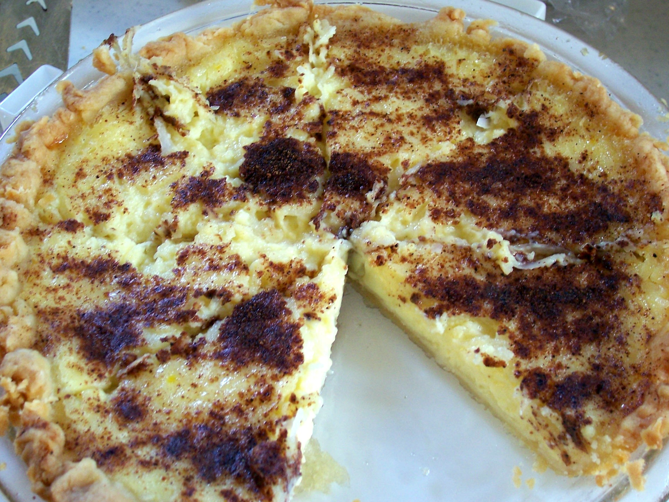 Custard Pie Wikipedia