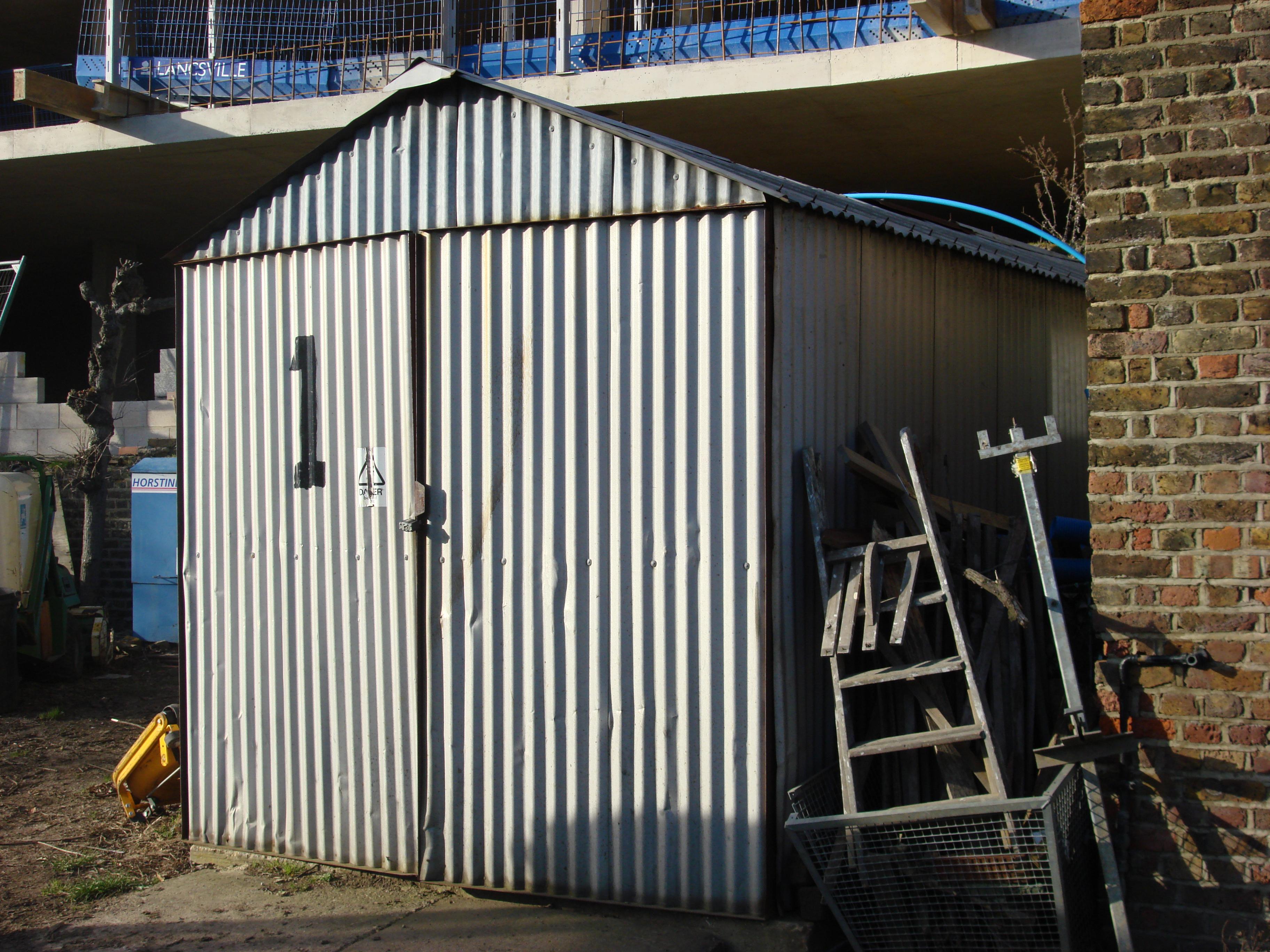 File Corrugated Iron Shed Jpg Wikimedia Commons