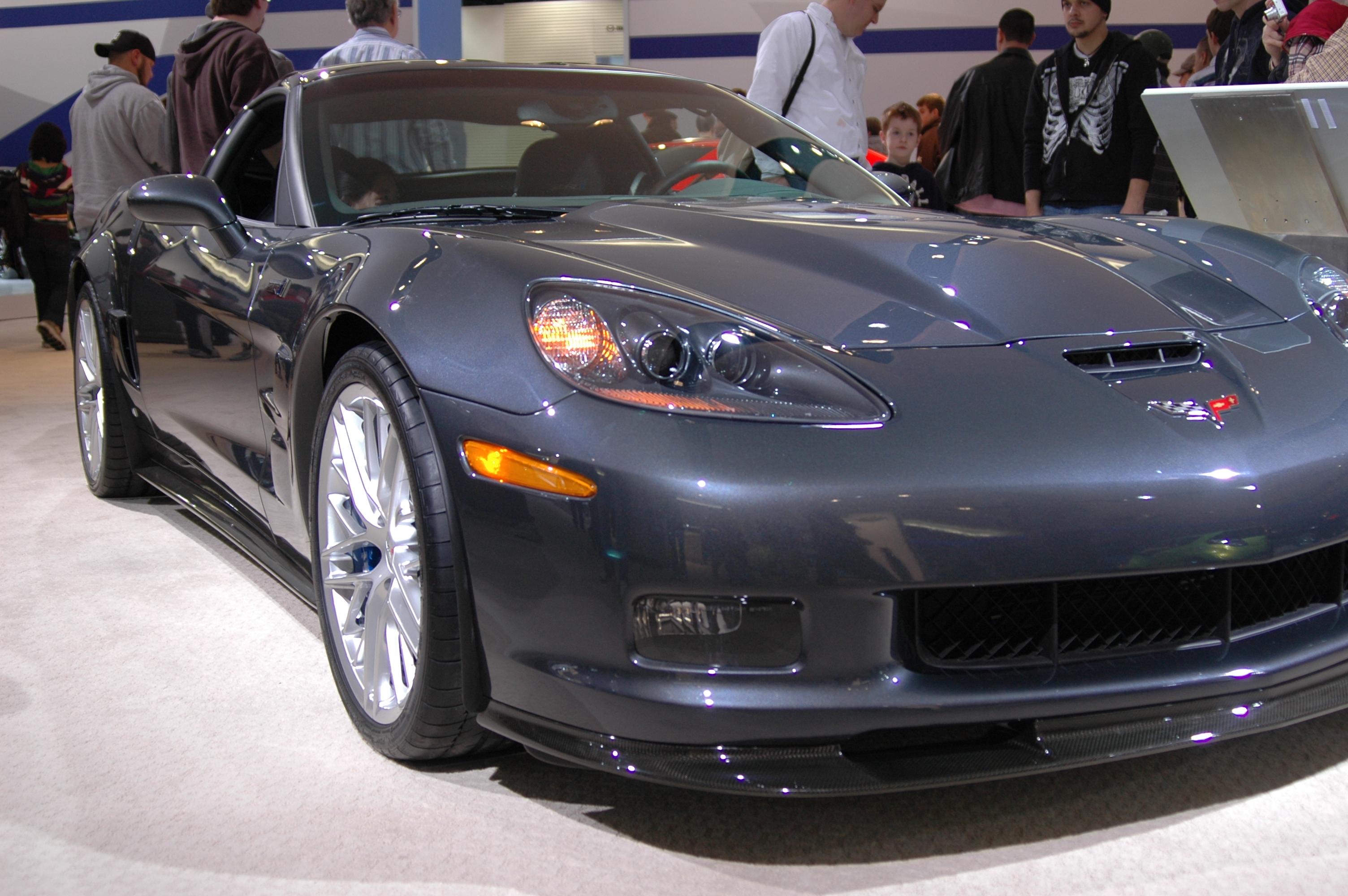 File Corvette C6 Zr1 Jpg Wikimedia Commons