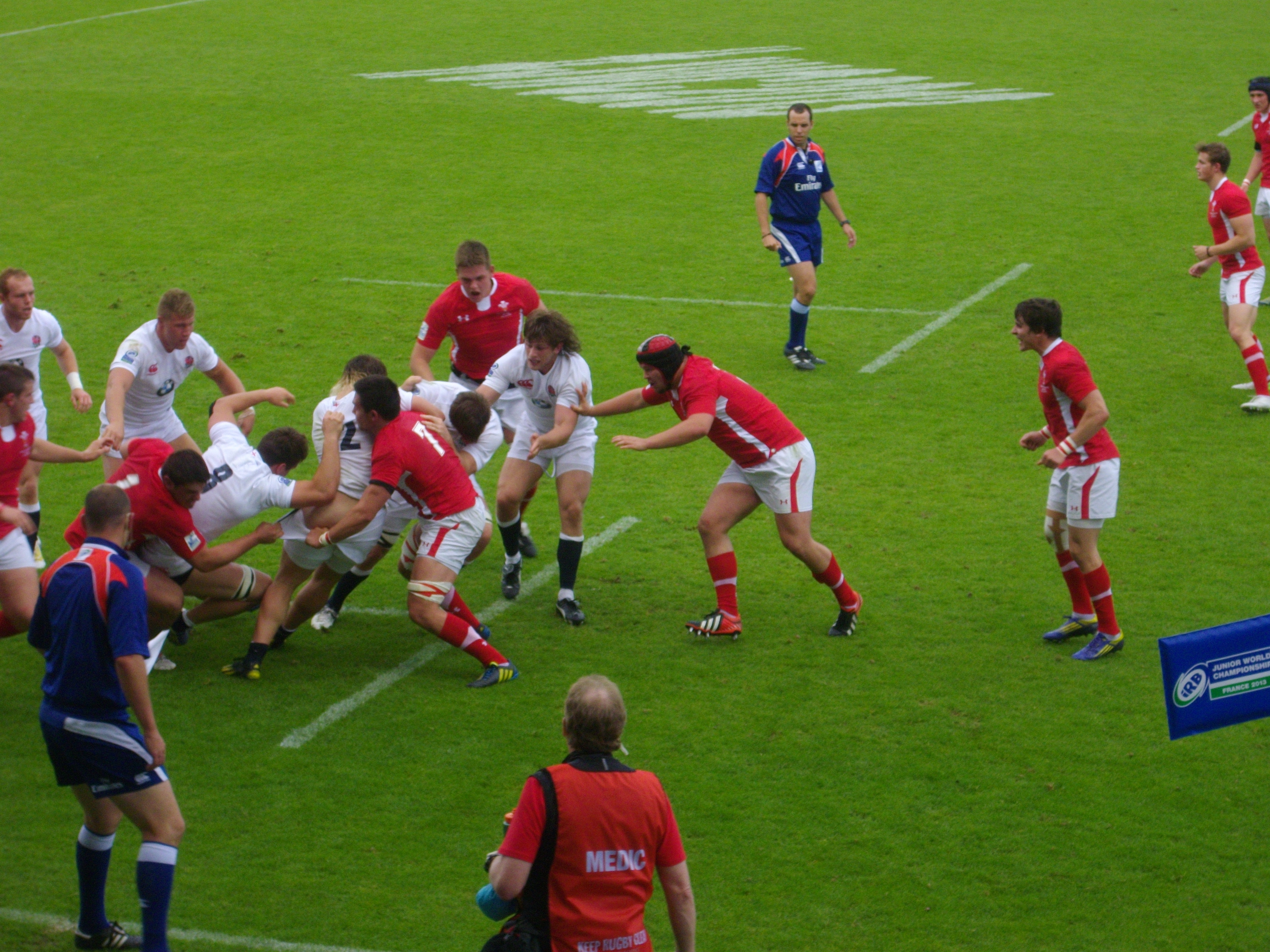 File coupe du monde junior de rugby xv 2013 finale 12 jpg wikimedia commons - Finale coupe du monde de rugby ...