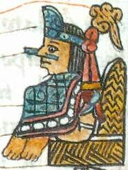 Cuitláhuac Tlatloani of Tenochtitlan
