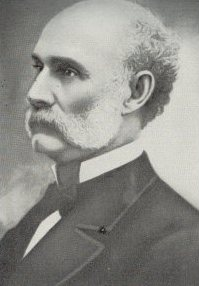 Cyrus K. Holliday, first president of AT&SF