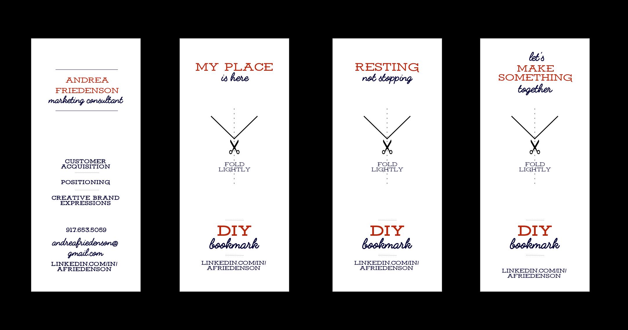 file diy bookmark mini business cards wikimedia mons