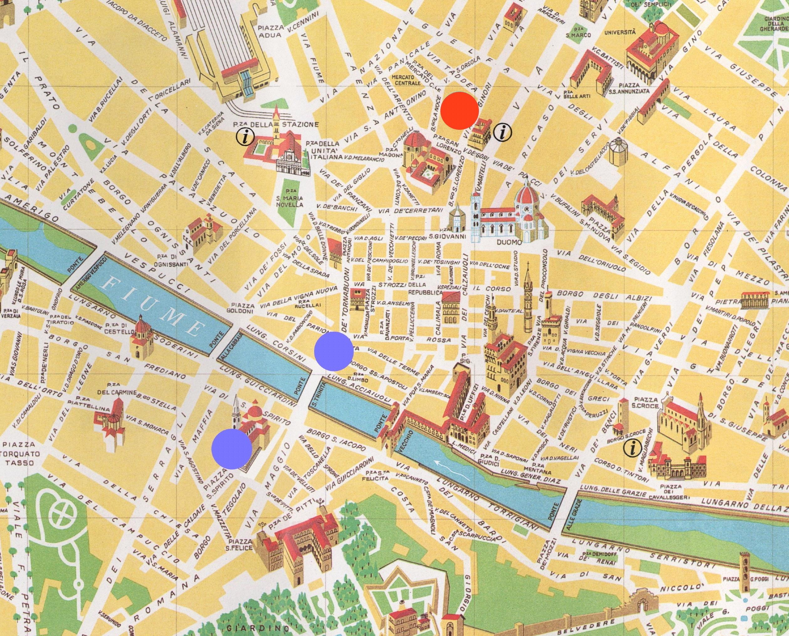 File Del Giocondo Gherardini Firenze Map Jpg Wikimedia Commons