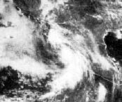 Hurricane Doreen (1977) Category 1 Pacific hurricane in 1977