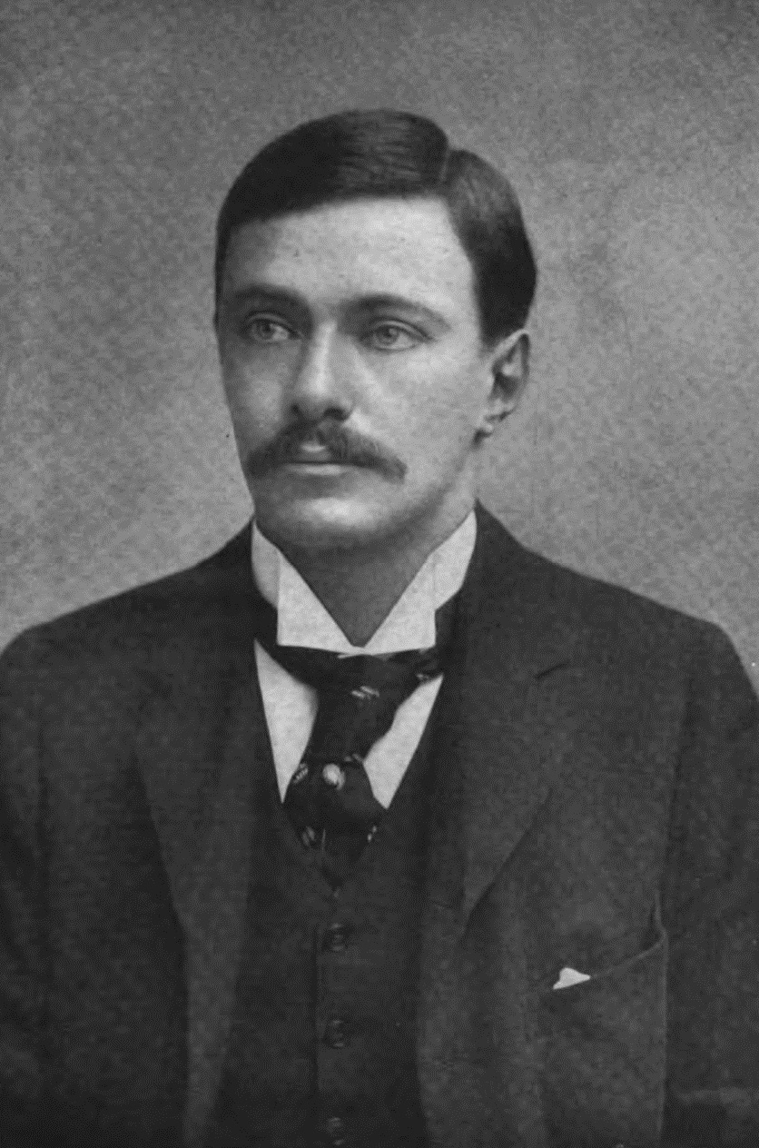 Depiction of E. F. Benson