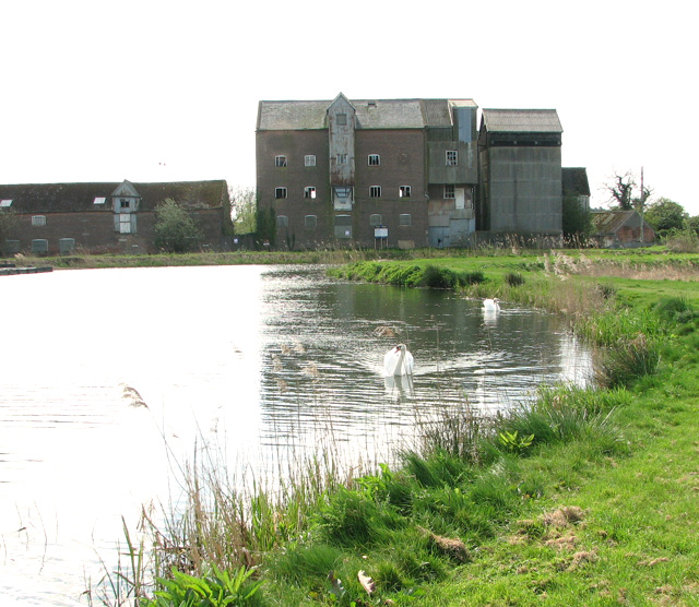 Ebridge Mill - geograph.org.uk - 3929307