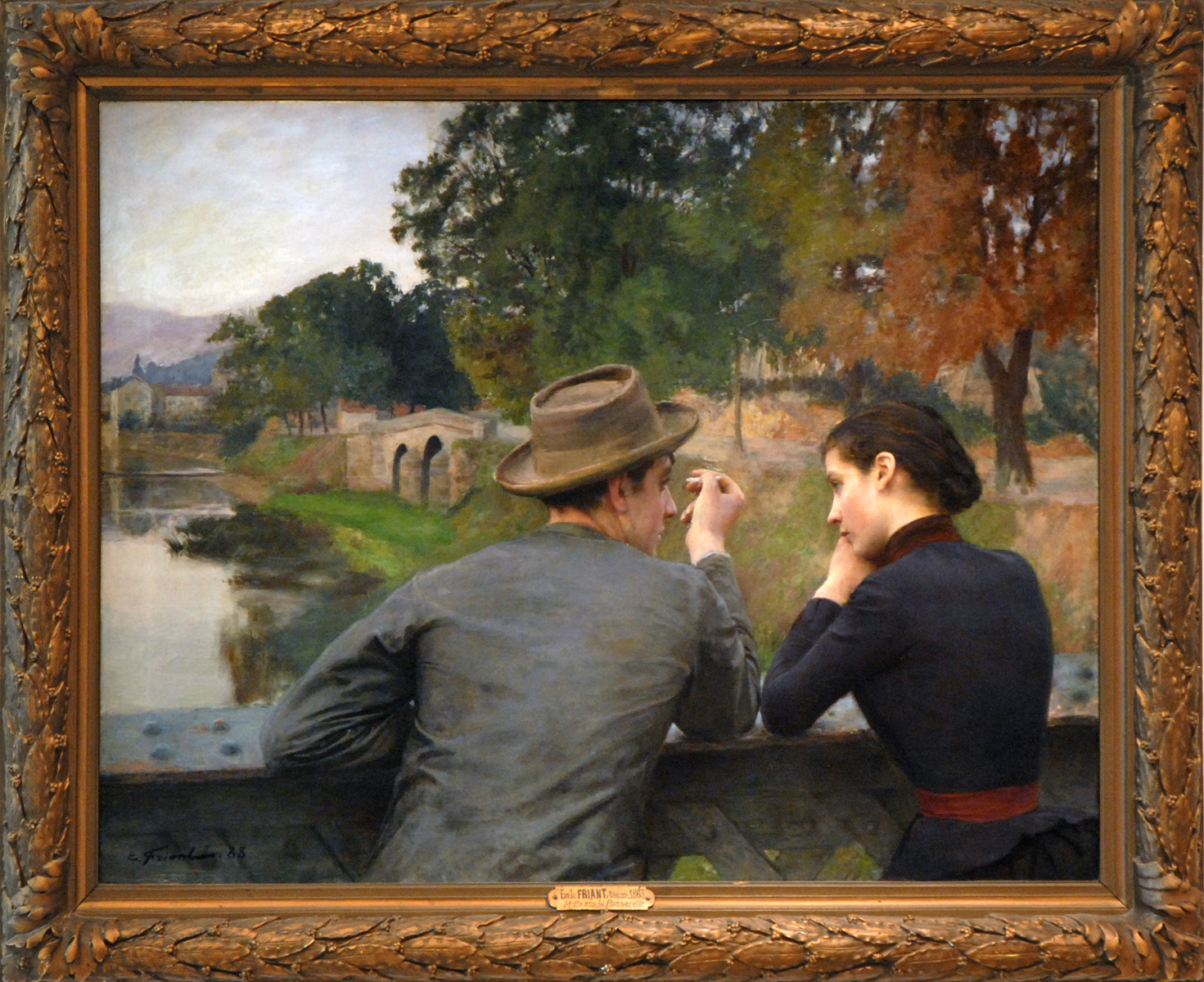 fichier emile friant les amoureux wikip dia. Black Bedroom Furniture Sets. Home Design Ideas