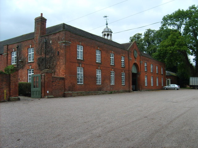 Enville Hall