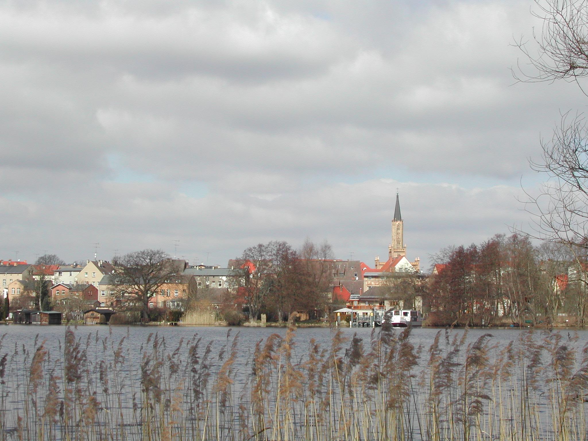 Der Baalensee bei Fürstenberg